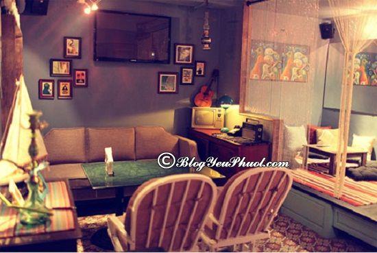 Quán cafe ngon nổi tiếng nhất Hà Nội- Kaffeine Cafe, đi uống cà phê ở đâu Hà Nội ngon, yên tĩnh nhất?