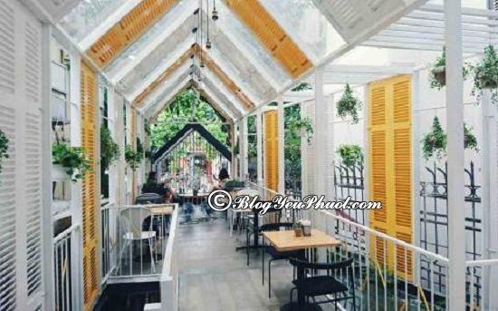 The Rustics Coffee – Quán cafe độc đáo nhất Hà Nội, top những quán cà phê ngon, giá rẻ nổi tiếng ở Hà Nội