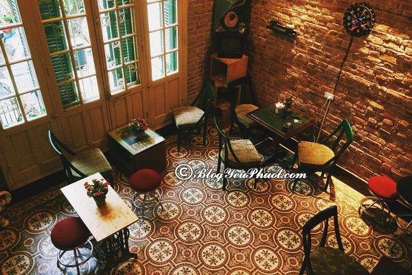 Quán cafe có kiến trúc đẹp nhất Hà Nội- Loading T: Địa chỉ quán cafe ngon, độc đáo ở Hà Nội