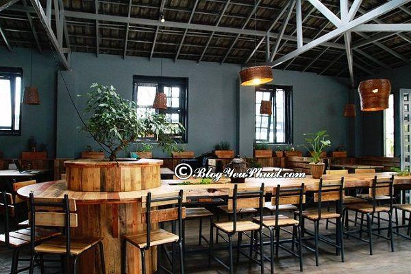 Những quán cà phê nổi tiếng ở Đà Lạt: Đi đâu uống cafe khi du lịch Đà Lạt ngon, bổ, rẻ?