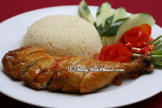Quán cơm gà ngon nhất ở Đà Nẵng: Ăn cơm gà ở đâu Đà Nẵng ngon, giá rẻ, nổi tiếng nhất?