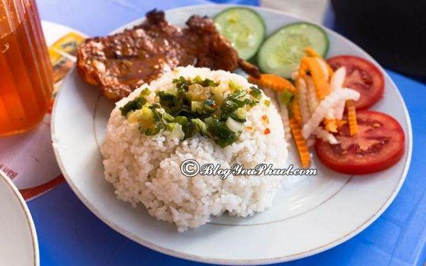 quán cơm tấm ngon nhất ở Đà Nẵng