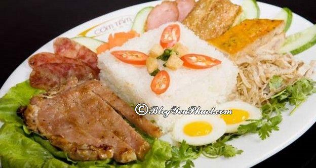 Quán cơm tấm ngon nổi tiếng Đà Nẵng - Quán cơm Tấm Phan Thanh: Ăn cơm tấm ở đâu Đà Nẵng ngon, bổ, rẻ?