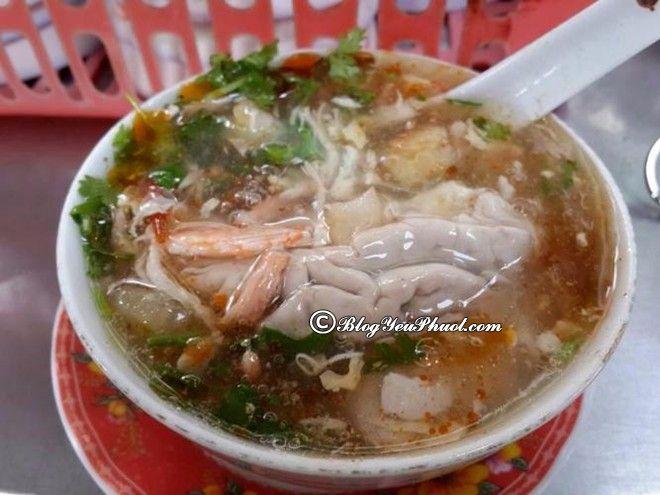 Quán súp cua ngon đặc biệt ở Sài Gòn: Địa chỉ ăn súp cua đông khách bổ dưỡng ở Sài Gòn