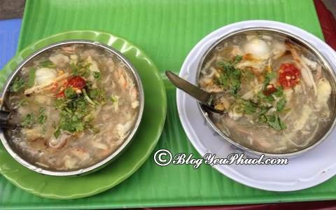 Quán súp cua đặc biệt ở Sài Gòn: Ăn súp cua ở đâu Sài Gòn ngon, bổ, rẻ?