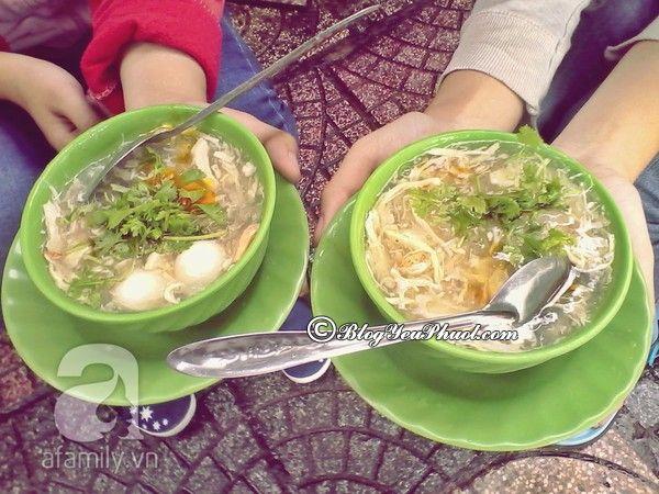 Quán súp cua vỉa hè ngon ở Sài Gòn: Địa chỉ quán súp cua ngon, hấp dẫn, lâu năm ở Sài Gòn