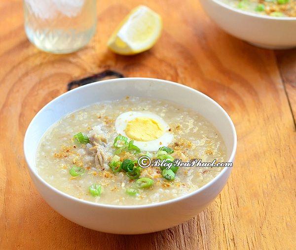 Các món ăn nổi tiếng Philipines: Nên ăn gì khi đi du lịch Philippines ngon, bổ, rẻ?