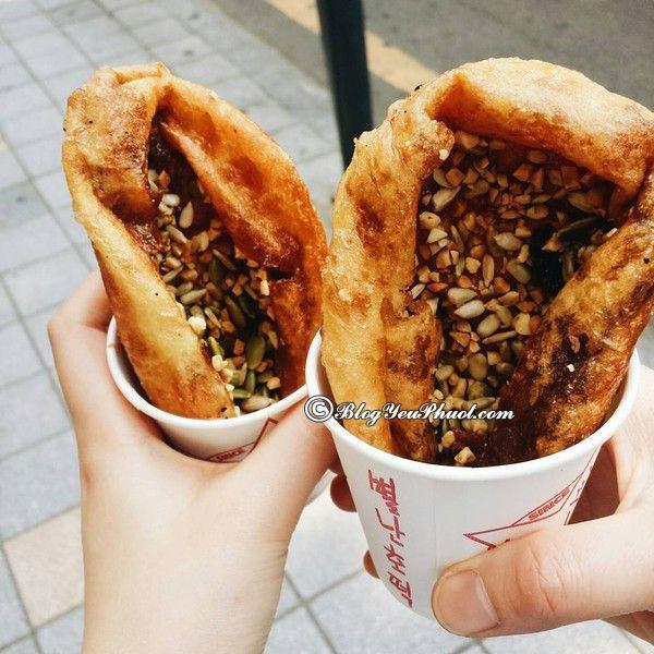 Những món ăn đặc sản Busan: Ẩm thực truyền thống hấp dẫn ở Busan