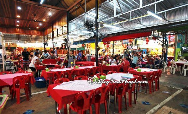 Ăn ở đâu ngon rẻ tại Phuket? Địa chỉ nhà hàng, quán ăn bình dân ngon, giá rẻ ở Phuket