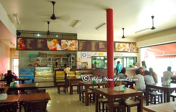 Những quán ăn ngon tại Phuket: Ăn ở đâu ngon, bổ, rẻ khi du lịch Phuket?