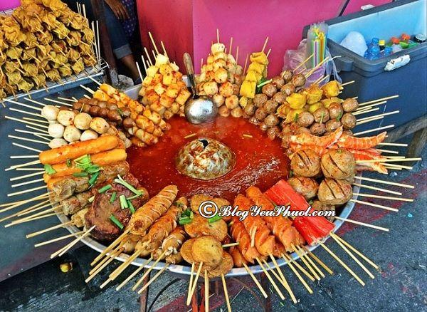ăn gì ngon khi du lịch phuket
