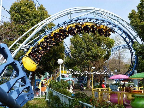 Top những địa điểm vui chơi giải trí ở Tokyo: Địa chỉ, giá vé, hướng dẫn đường đi tới các công viên vui chơi, giải trí nổi tiếng, hấp dẫn nhất Tokyo