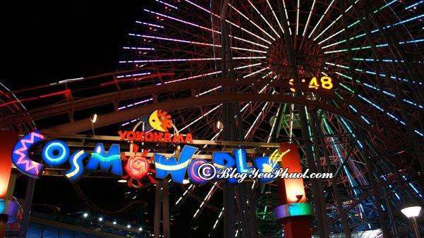 Top những địa điểm vui chơi giải trí ở Tokyo nổi tiếng, thú vị: Địa chỉ, giờ mở cửa các công viên vui chơi giải trí sôi động ở Tokyo