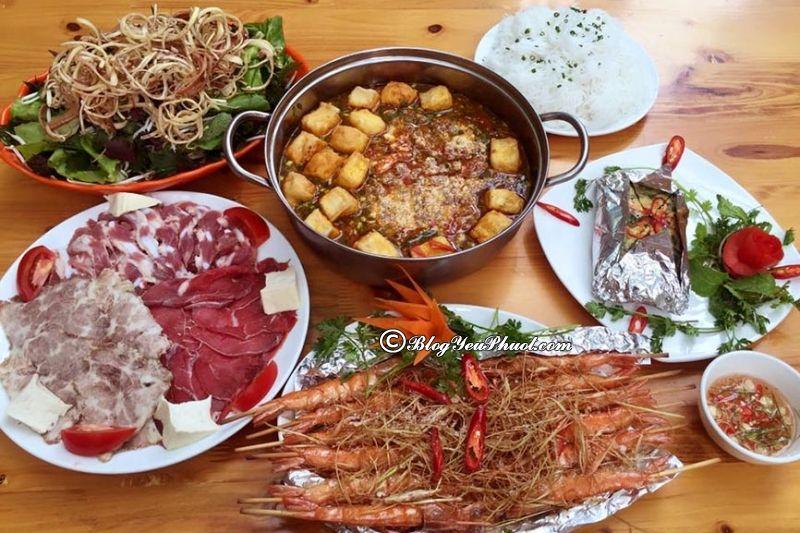 Các quán ăn ngon trên phố Thái Hà, Chùa Bộc
