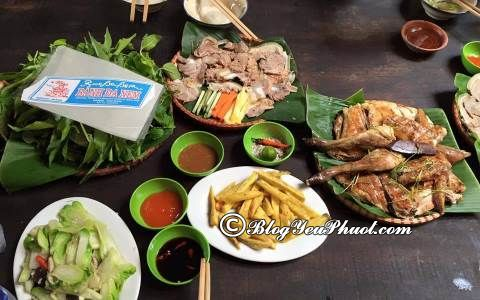 Nhậu ở đâu đặc sắc trên phố Thái Hà? Địa chỉ các quán ăn ngon trên phố Thái Hà, Chùa Bộc nổi tiếng