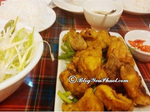 Đia chỉ các quán ăn ngon, nổi tiếng ở phố Thái Hà, chùa Bộc, Hà Nội: Phố Thái Hà - Chùa Bộc có quán ăn nào ngon?