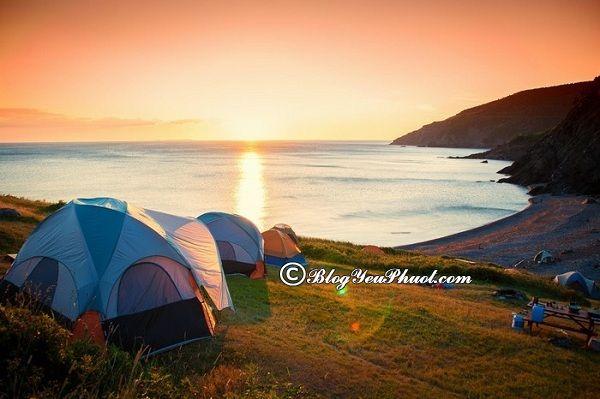 Cách chọn lều đi phượt, cắm trại và du lịch: Chọn lều đi du lịch, phượt bụi như thế nào tốt, an toàn?