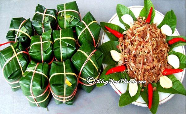 Đặc sản nên mua làm quà khi tới Đà Nẵng: Nên mua quà gì khi đi du lịch Đà Nẵng giá rẻ, nổi tiếng nhất?