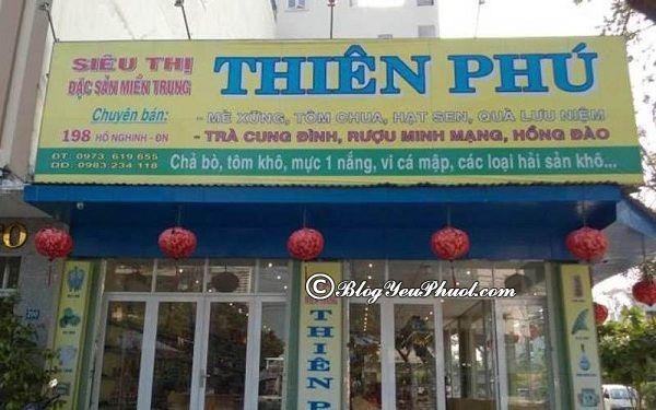 Địa chỉ mua thịt bò khô ngon và uy tín nhất Đà Nẵng: Nên mua thịt bò khô ở đâu Đà Nẵng chất lượng, giá rẻ?