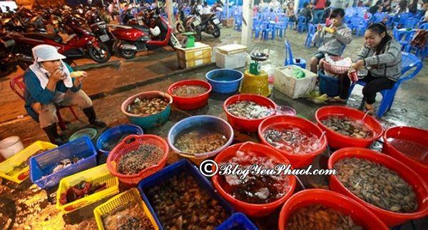 Địa chỉ mua hải sản tươi sống ngon nhất Đà Nẵng: Mua hải sản ở đâu Đà Nẵng để mang về giá bình dân, tươi ngon nhất?