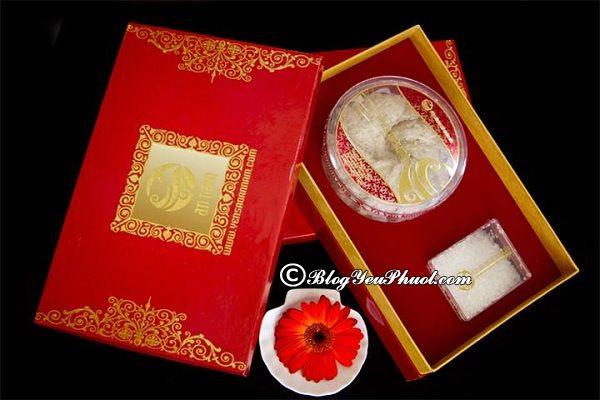 Địa chỉ mua yến sào uy tín nhất Nha Trang: Quán bán yến sào đạt tiêu chuẩn, thơm ngon ở Nha Trang