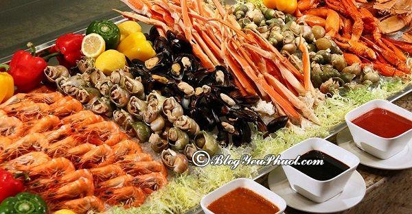 Nhà hàng buffet nổi tiếng nhất ở Đà Nẵng: Ăn buffet ở nhà hàng nào Đà Nẵng ngon, giá rẻ nhất?