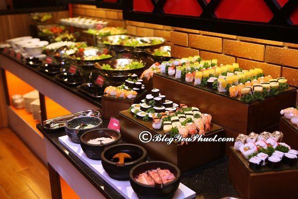 Nhà hàng buffet nổi tiếng nhất tại Đà Nẵng: Địa chỉ ăn buffet ngon, hấp dẫn, giá bình dân ở Đà Nẵng