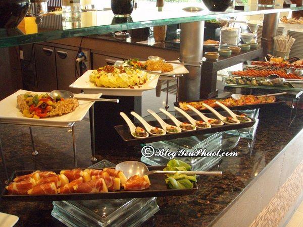 Nhà hàng buffet nổi tiếng nhất tại Đà Nẵng: Ăn buffet ở đâu Đà Nẵng ngon, giá rẻ?