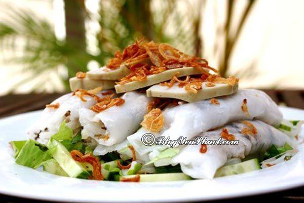 Địa điểm ăn uống ngon nhất tại Bắc Giang: Địa chỉ các quán ăn đặc sản ngon, nổi tiếng ở Bắc Giang