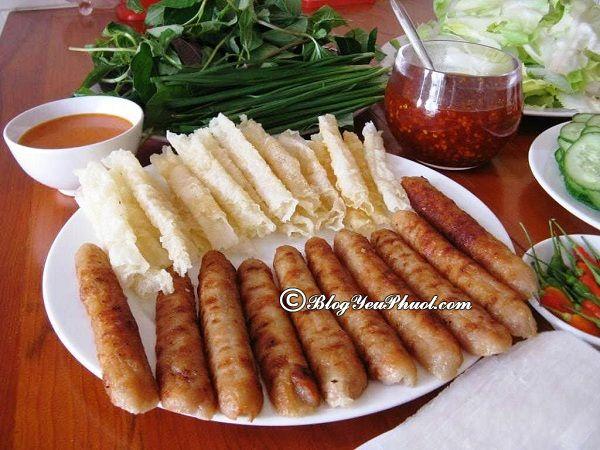 Những địa điểm ăn vặt ngon nhất ở Nha Trang: Tổng hợp các quán ăn vặt ngon, nổi tiếng ở Nha Trang