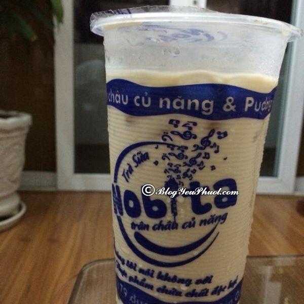 địa điểm ăn vặt ngon nhất quận 7, TP. Hồ Chí Minh