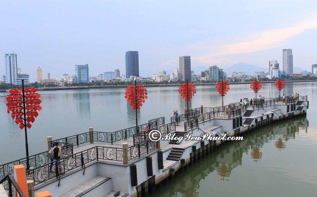 Đến đâu lãng mạn khi du lịch Đà Nẵng? Địa điểm du lịch trăng mật ngọt ngào, đẹp nhất ở Đà Nẵng