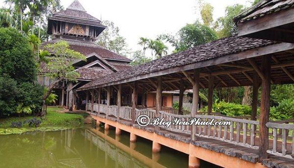 Địa điểm tham quan đẹp, nổi tiếng ở Chiang Rai: Du lịch Chiang Rai đi đâu chơi, du lịch thú vị nhất?
