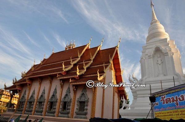 Địa điểm tham quan đẹp, nổi tiếng ở Chiang Rai: Du lịch Chiang Rai nên đi đâu chơi, ngắm cảnh, chụp ảnh đẹp nhất?
