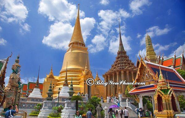 Địa điểm tham quan đẹp, nổi tiếng ở Chiang Rai: Danh lam thắng cảnh đẹp, nổi tiếng ở Chiang Rai