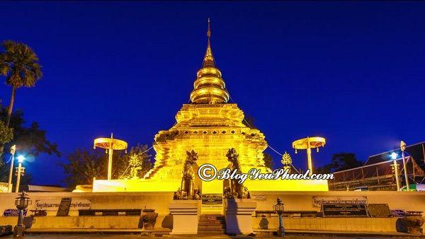 Địa điểm tham quan đẹp, nổi tiếng ở Chiang Rai: Địa điểm du lịch được yêu thích nhất ở Chiang Rai