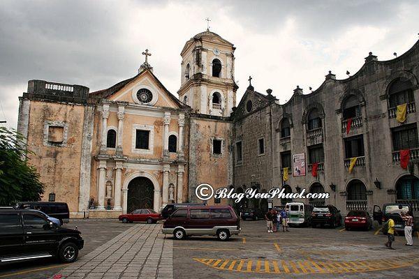 Du lịch Philippines nên đi đâu chơi? Địa điểm tham quan, du lịch nổi tiếng ở Philippines