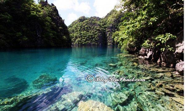 Các địa điểm du lịch nổi tiếng Philipines: Danh lam thắng cảnh đẹp, nổi tiếng ở Philippines