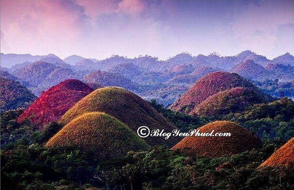 Đi đâu chơi khi du lịch Philipines? Địa điểm tham quan, vui chơi, du lịch giá rẻ, hấp dẫn ở Philippines