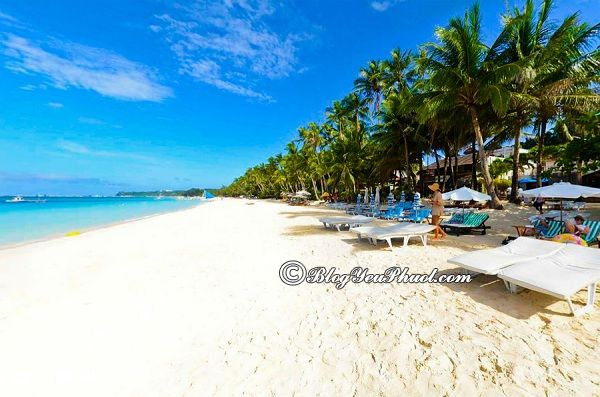 Du lịch philippines nên đi đâu chơi? Địa điểm du lịch đẹp, nổi tiếng nhất ở Philippines