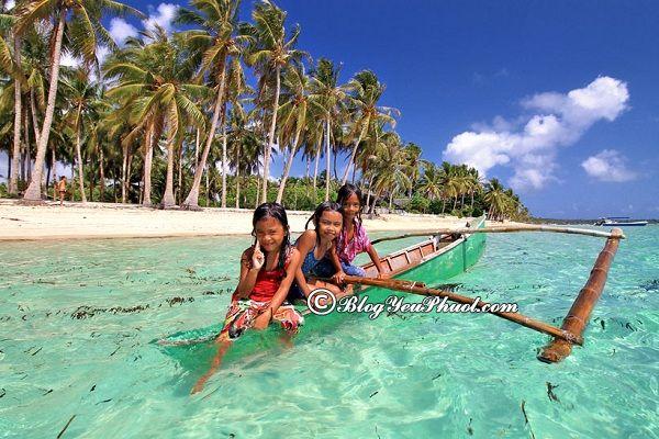 Du lịch philippines nên đi đâu chơi?