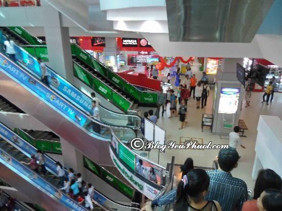 Mua sắm ở đâu khi du lịch Campuchia? Du lịch Campuchia nên mua gì làm quà?