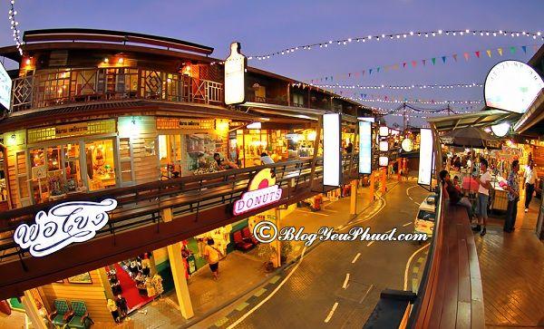 Đi đâu chơi khi du lịch Hua Hin? Địa điểm tham quan, vui chơi về đêm ở Hua Hin