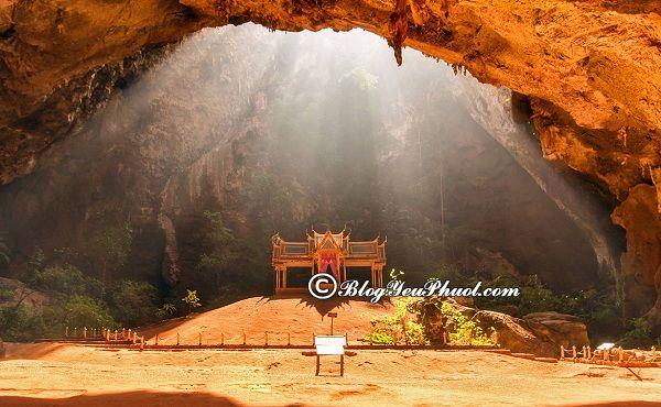 Du lịch Hua Hin nên đi những đâu chơi? Địa điểm tham quan, khám phá độc đáo ở Hua Hin