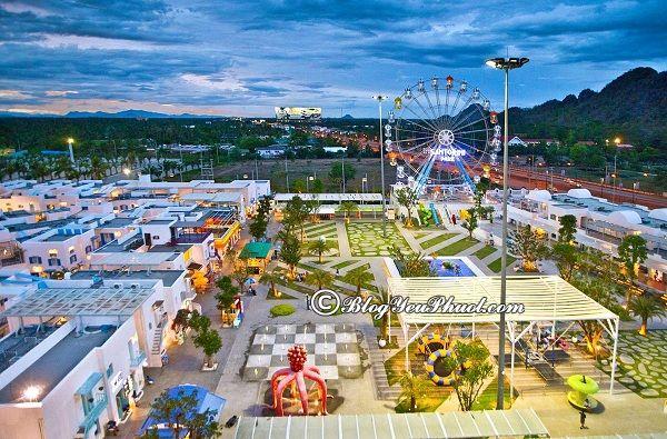Những điểm tham quan, du lịch thú vị tại Hua Hin: Khu vui chơi, giải trí nổi tiếng ở Hua Hin