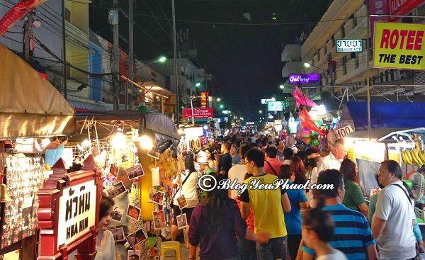 Du lịch Hua Hin nên đi những đâu chơi? Địa điểm tham quan, vui chơi, mua sắm nổi tiếng ở Hua Hin