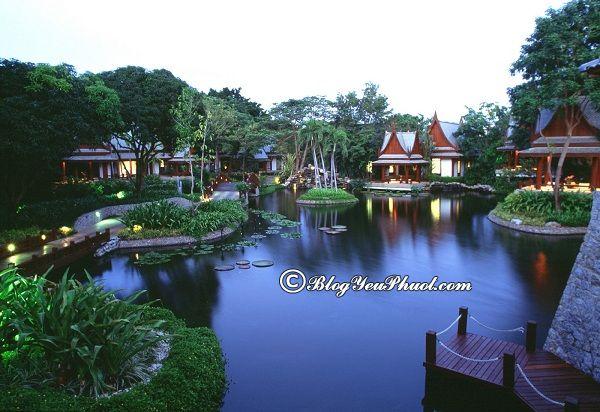 Du lịch Hua Hin nên đi những đâu chơi? Địa điểm tham quan, du lịch nổi tiếng ở Hua Hin