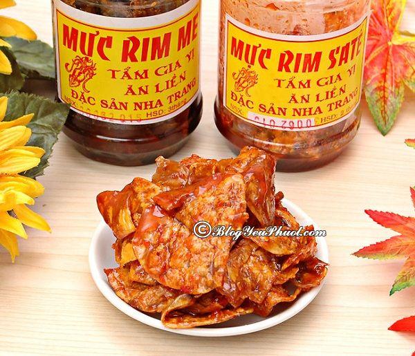 Du lịch Nha Trang nên mua gì làm quà? Đặc sản ngon, rẻ, nổi tiếng ở Nha Trang nên mua về làm quà
