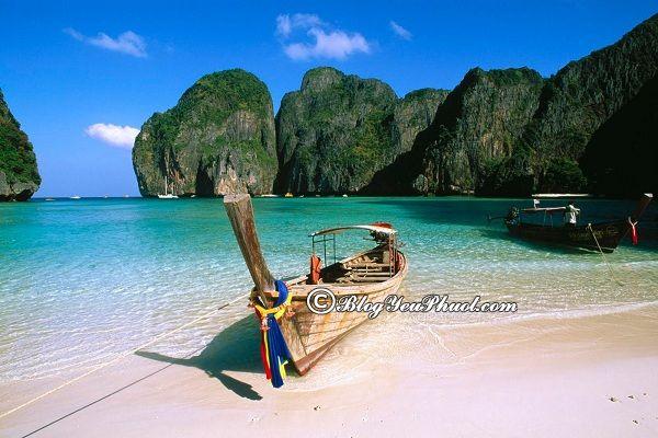 Kinh nghiệm du lịch Krabi tự túc: Nên đi đâu chơi khi du lịch Krabi?
