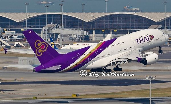 Đi từ Bangkok tới Krabi bằng phương tiện gì? Cách di chuyển từ Bangkok tới Krabi
